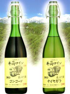 2013井筒生ワイン